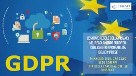 GDPR Oristano