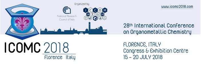 Firenze, 15-20 luglio: 28a Conferenza internazionale sulla chimica organometallica