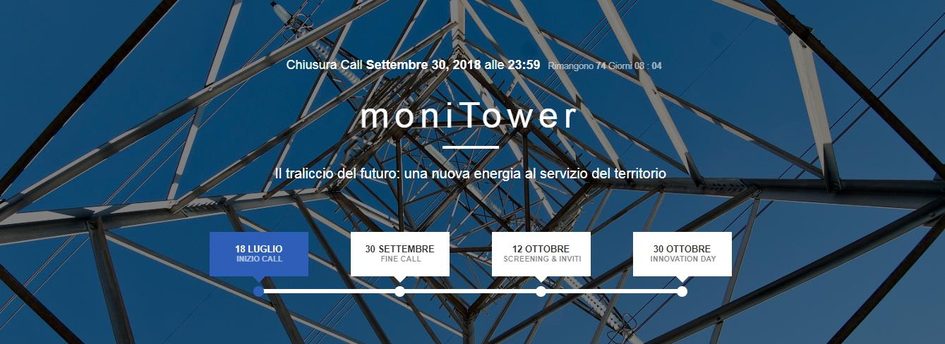 Terna e Digital Magics EnergyTech: al via moniTower, Call per startup. Il traliccio del futuro: una nuova energia al servizio del territorio