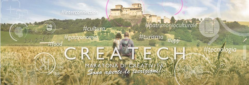 CreaTech 2018 – OPEN CALL della maratona di creatività!