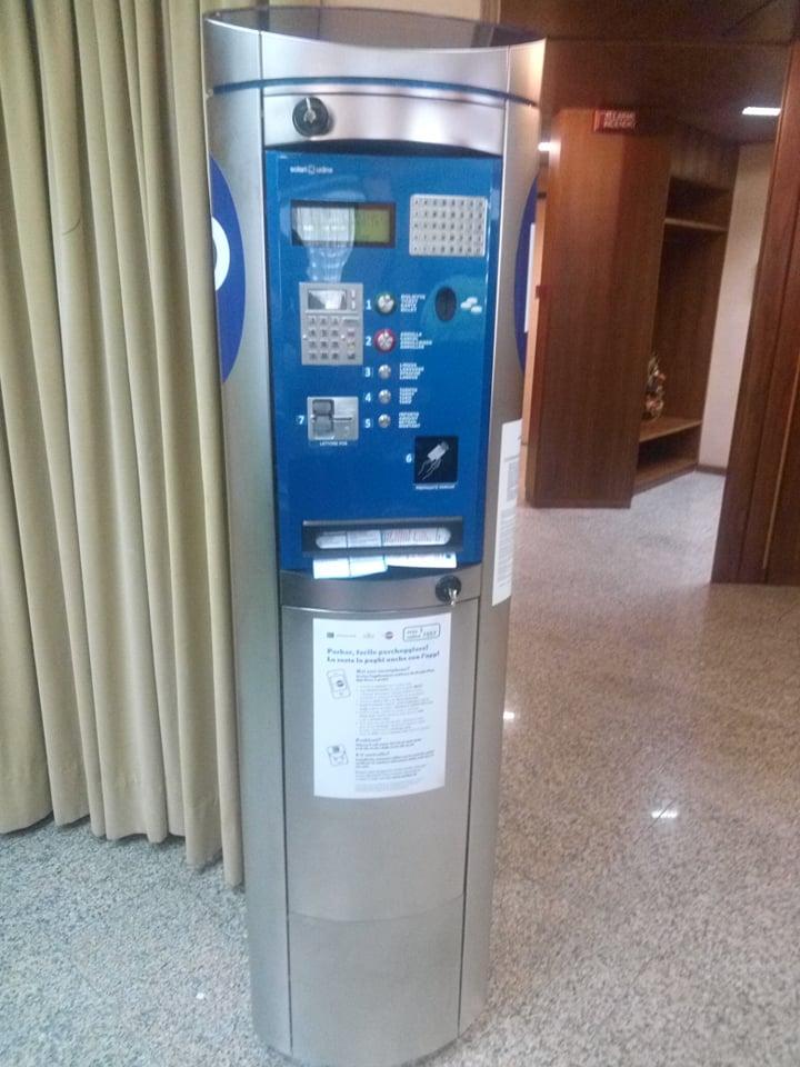Cagliari: più comodità per i parcheggi a pagamento con una nuova App e i parcometri di ultima generazione