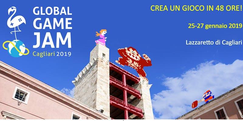 Terza edizione della Global Game Jam Cagliari. Un solo weekend per creare un videogioco da soli o in gruppo