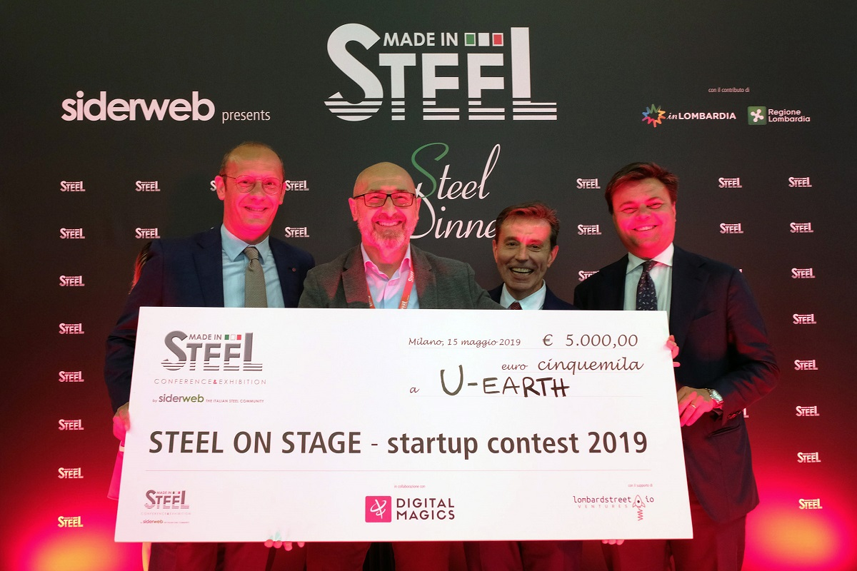 Acciaio e startup: U-Earth Biotech vince la Call di Made in Steel e Digital Magics