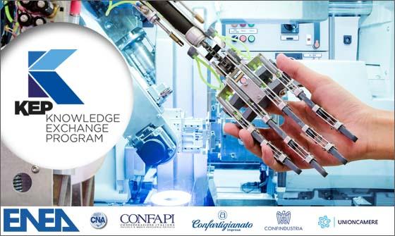 Innovazione: ENEA con 5 associazioni lancia progetto 'KEP' per competitività imprese