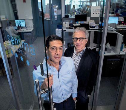 Semma therapeutics_Bastiano Sanna e Doug Melton