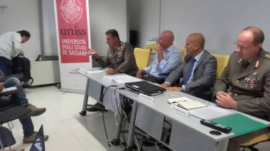Conferenza stampa Uniss e Brigata Sassari CLAB_FOTO 06092019