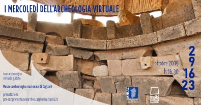 mercoledì archeologia virtuale