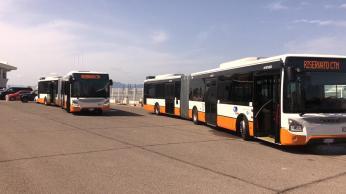 nuovi autobus 18 metri