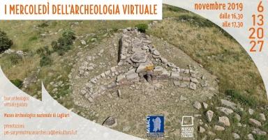 MERCOLEDì novembre archeologia virtuale