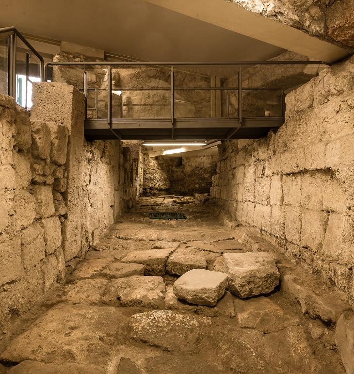 Al complesso archeologico di S. Eulalia a Cagliari il premio Francovich 2020