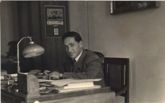 Ercole Contu 1954 Museo Sanna SS foto Eredi Contu